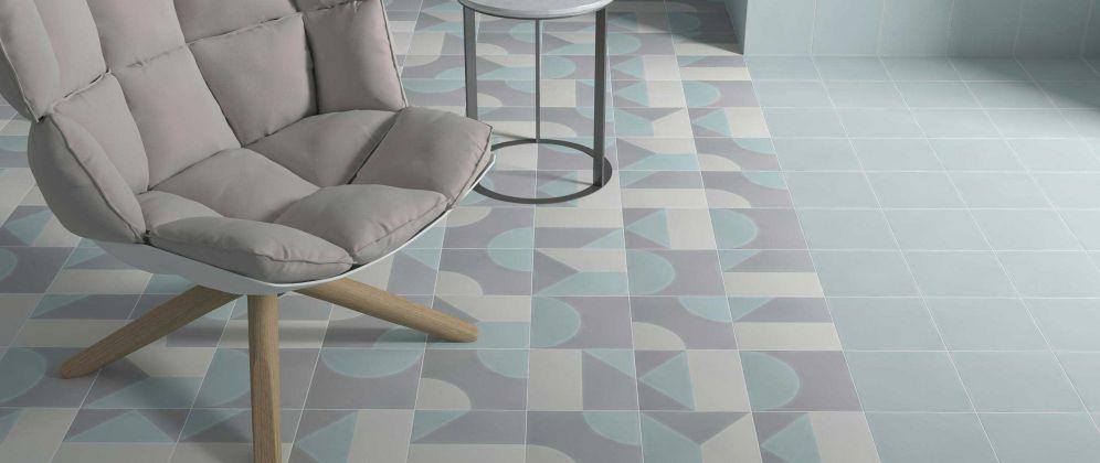 Cement Play Decor Warm 18,5x18,5