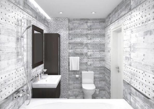 Extra Elemental Декор коричневый 30x60