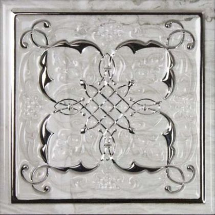 Petra Armonia Silver B 15x15