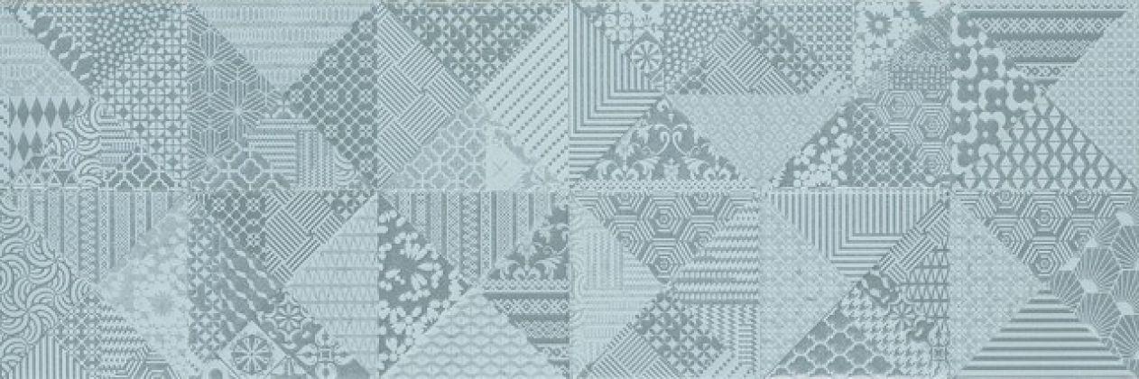 NORDIC-DEC AZUL 25x75