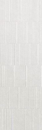 CROMAT ONE PATTERN WHITE REC-BIS B112 40x120