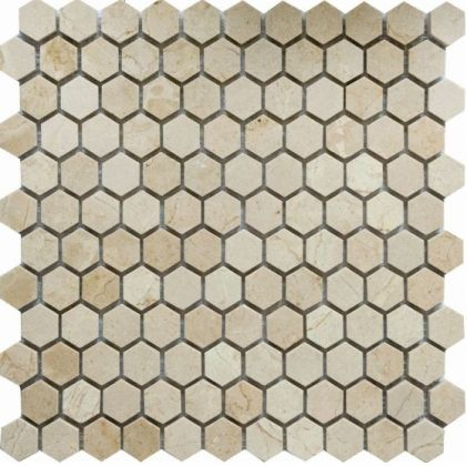 QS-Hex008-25P/10 30,5x30,5