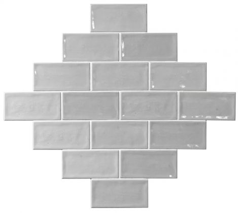 GLAMOUR GRIS 7,5x15
