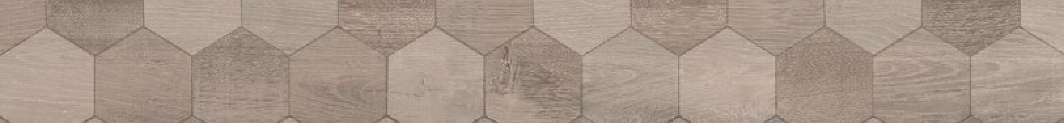 TUDOR Intarsio Grigio 15x90