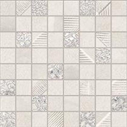 MOS CROMAT-ONE WHITE 30x30