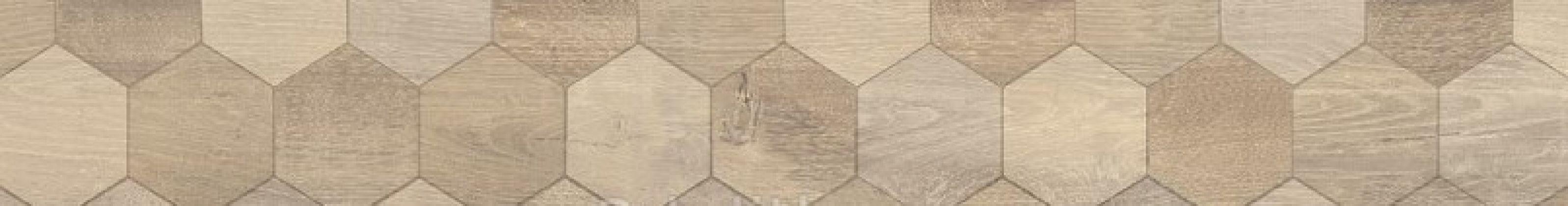 TUDOR Intarsio Beige 15x90