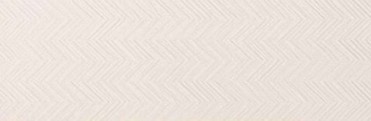 CONCRETUS BIANCO CHEVRON 33x100