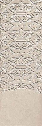 CROMAT ONE DECOR POSITIVE TAUPE REC-BIS B118 40x120