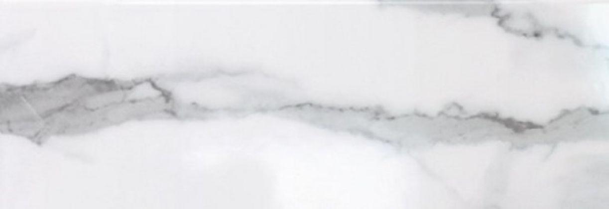 ANGELINA BIANCO BRILLO LISO 10x30