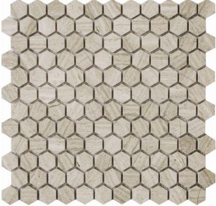 QS-Hex011-25H/10 30,5x30,5