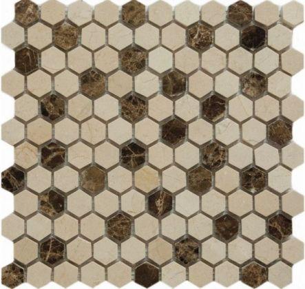 QS-Hex027-25P/10 30,5x30,5