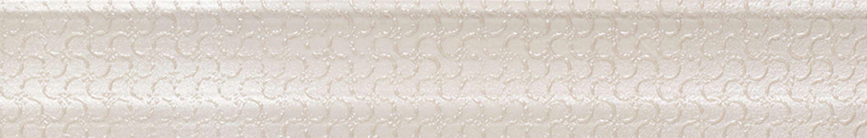 Toussete White Listello 4,8x30