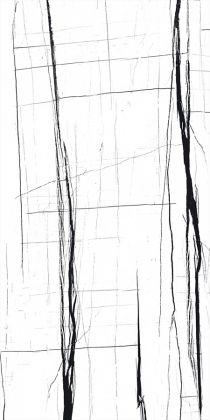 SAHARA Noir White Full Lappato 60x120