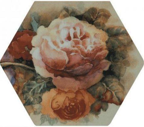 Flores Acuarelas mix 25,8x29