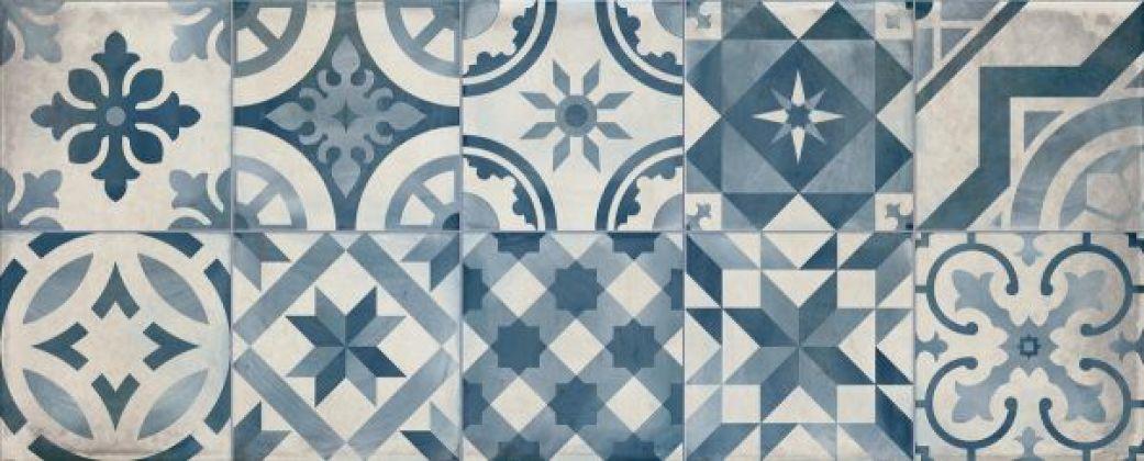 MONTBLANC Decor Blue 20x50