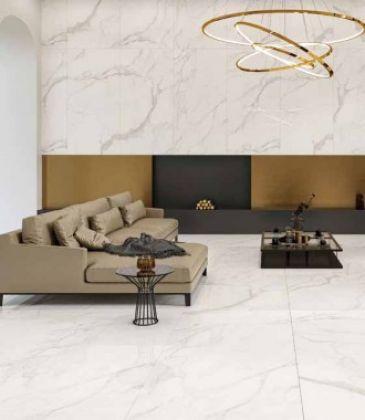 CALACATTA Blanco Sugar Effect 60x60