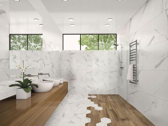 WHITE SOUL Hexa 23,2x26,7