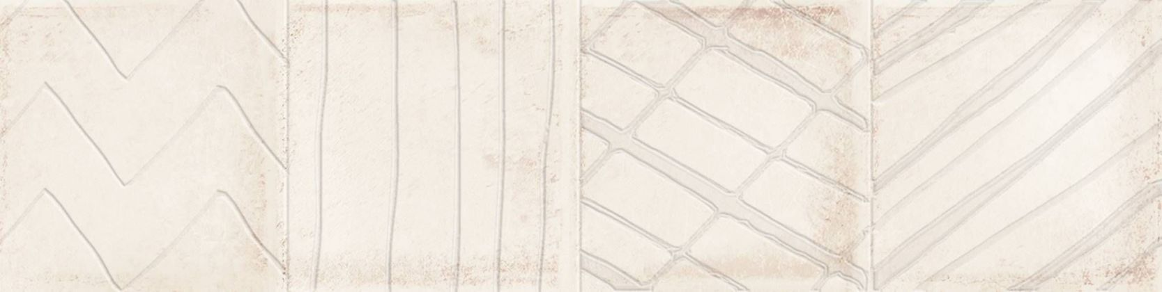 ALCHIMIA Decor Ivory 7,5x30
