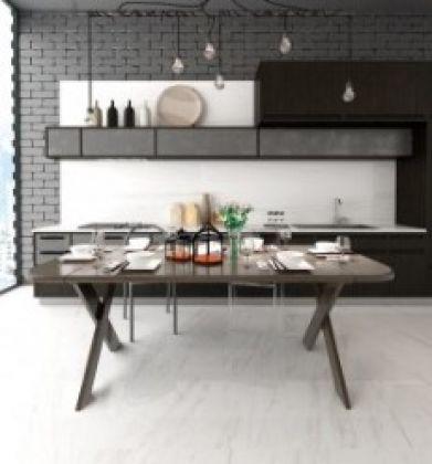 Blanco Dolomiti Full Lappato 60x120