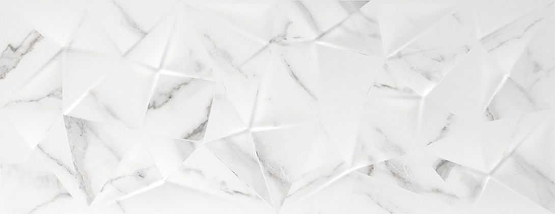 KITE White Brillo SlimRect 24,2x64,2