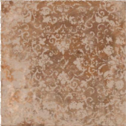 Preziosa Decorata Bruciata Spazz. Ret. 60x60