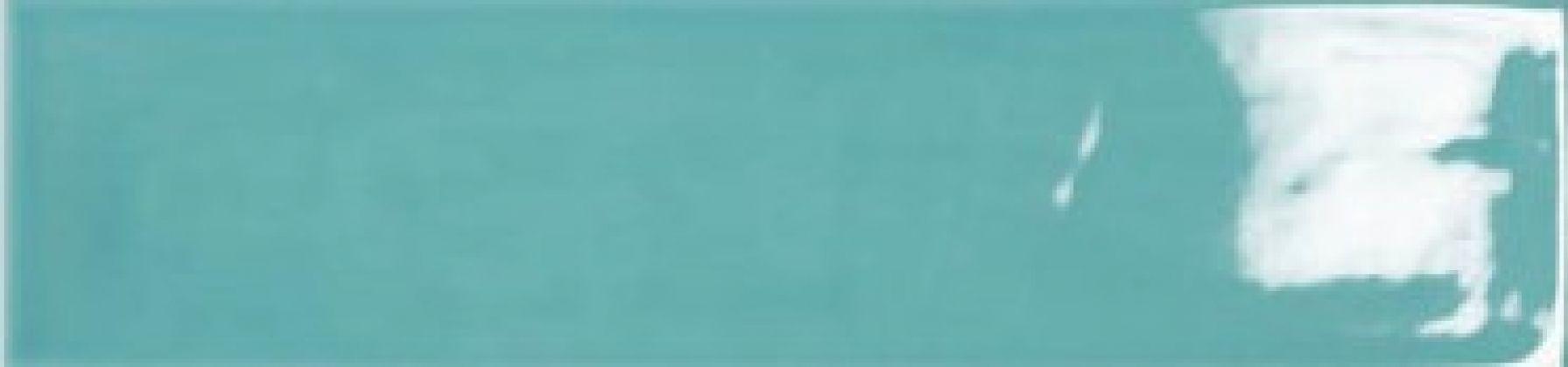 MAIOLICA GLOSS AQUAMARINE 7,5x30