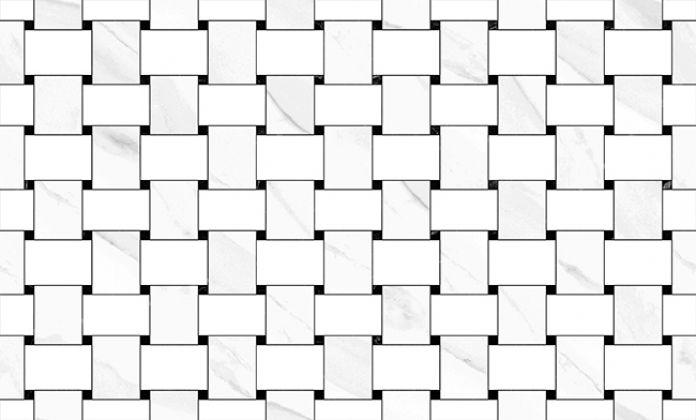 TANGLE BLANCO 33,3x55