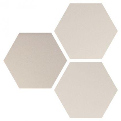 Hexa Six White 14x16