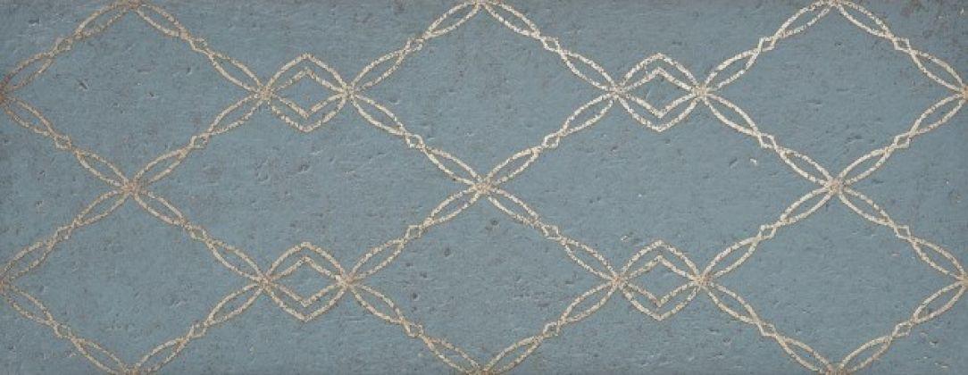 Goldstone Teal Chain 35x90