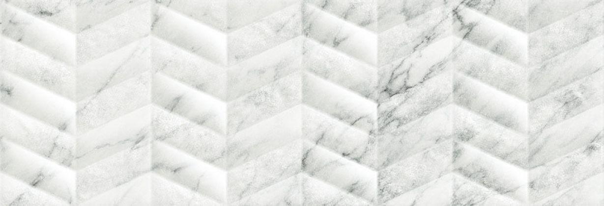 Terma Mosaic White 40x120