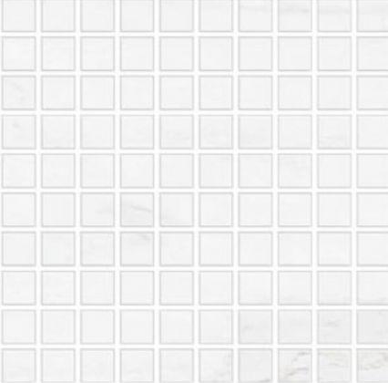 MosaicoVenusWhiteLapp 30x30