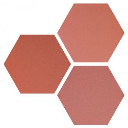 Hexa Six Coral 14x16