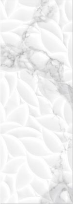 Rev. ESSENCE-AGA WHITE RECT. 32x90