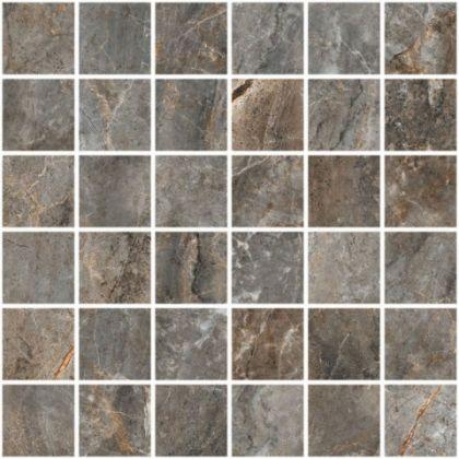 Marble-X Мозаика АугустосТауп ЛПР (5x5) 30x30