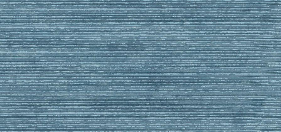 Raw 3D Scratch Blue 50x110