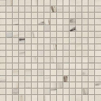Marvel Bianco Fantastico Mosaic Q 30,5x30,5