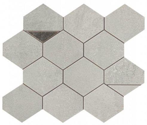 Blaze Aluminium Mosaico Nest 25,8x29,4
