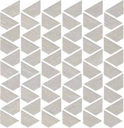 Raw Pearl Flag 31,1x31,6
