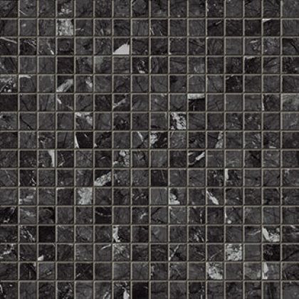 Marvel Grigio Intenso Mosaic Q 30,5x30,5