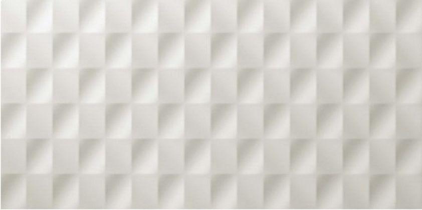 Mesh White Matt 40x80