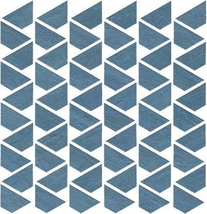 Raw Blue Flag 31,1x31,6