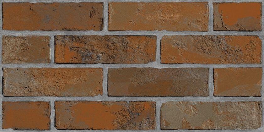 Манчестер 2 Керамогранит коричневый 3х6 30x60