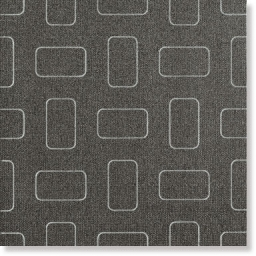 Light Dark Black Inserto Pattern nat.