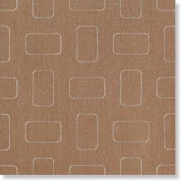 Light Amber Brown Inserto Pattern nat.