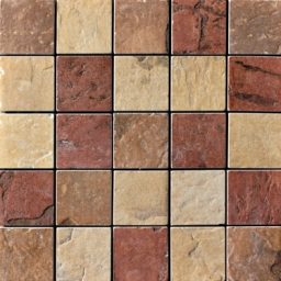 Mosaico Mix Light (Amber, Sand, Terra)