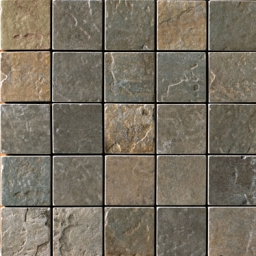 Mosaico Mix Dark (Forest, Slate)