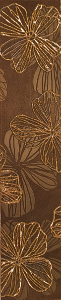 BROWN LISTELLO LACE