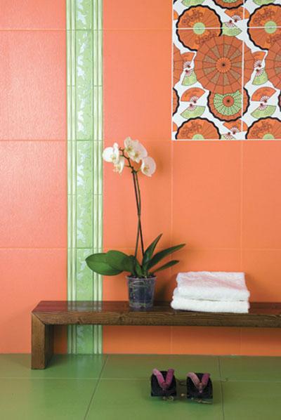 Кимоно керама марацци в интерьере фото