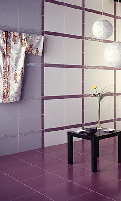 Плитка юката керама марацци в интерьере фото