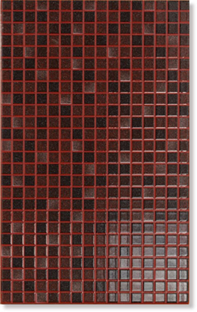 Плитка Coctail Red 25x40